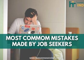 top 10 mistakes made by job seekers while searching a job