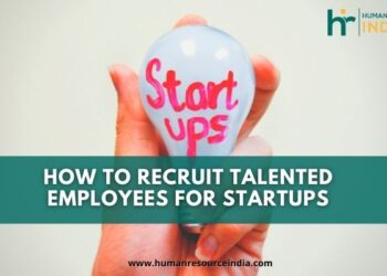 Recruiting talented employees is a challenging task for organizations, and it becomes even harder for startups.