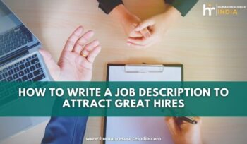 A job description is like the recruiter's sales pitch to potential candidates.